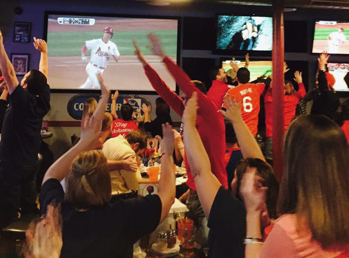 Cardinals Playoffs - 2015 - Maplewood - Melissa Summer Russell 1