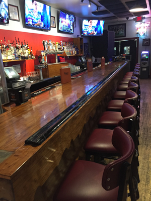 Maplewood - New Bar Stools